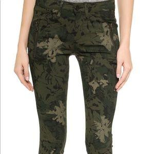 Joe Jeans Floral Camo Pants - NWT size 29